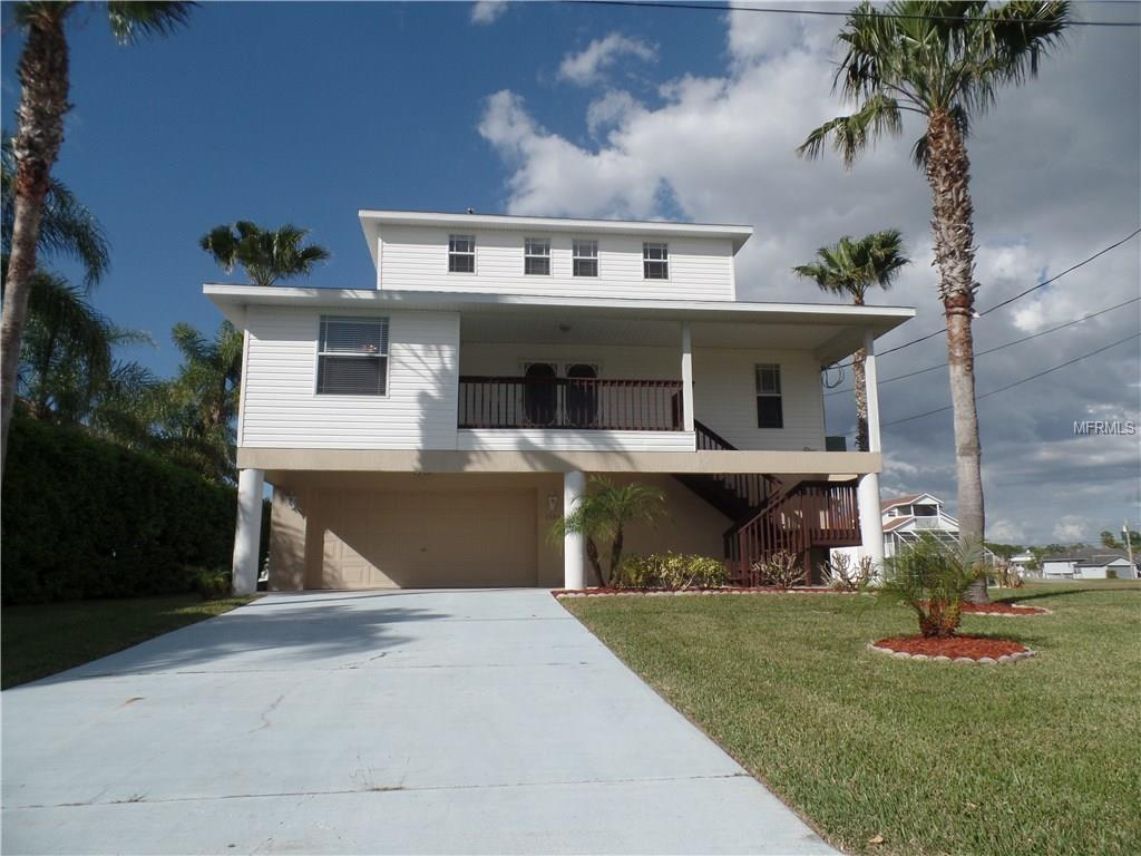 3503 Jewfish Drive Hernando Beach Fl 34607